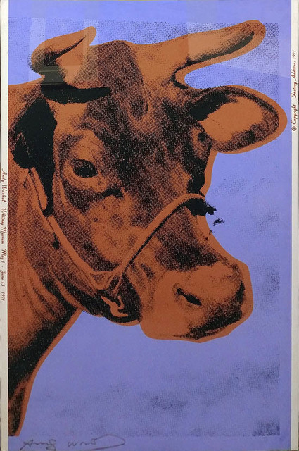 Andy Warhol, 'COW FS II.12A', 1976, Marcel Katz Art