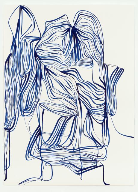 , 'Line Painting (02945),' 2015, Tanya Ling Studio