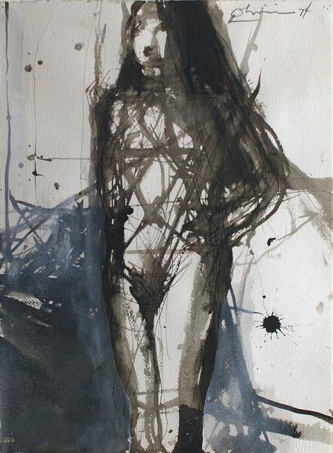 Nathan Joseph Roderick Oliveira, 'Standing Figure', 1974, Westbrook Modern