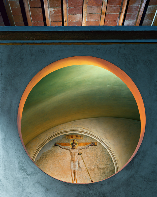 , 'Crucifixion with Longinus by Fra Angelico, Museum of San Marco Convent, Florence, Italy,' 2010, Kasmin