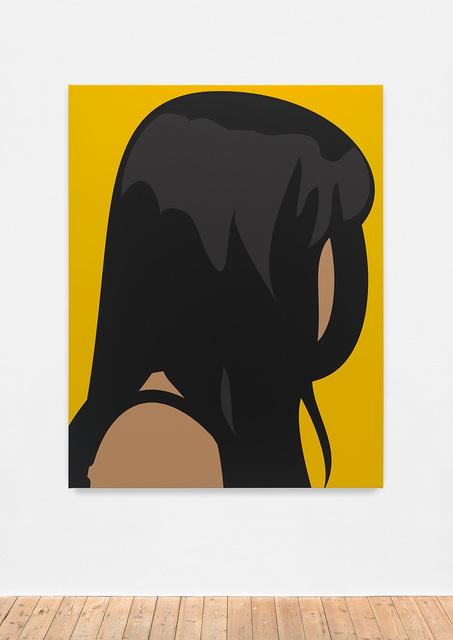 , 'Woman with strap.,' 2015, Krobath