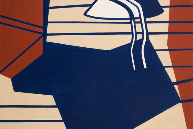 , 'On the Sundeck,' 1948, Hollis Taggart Galleries
