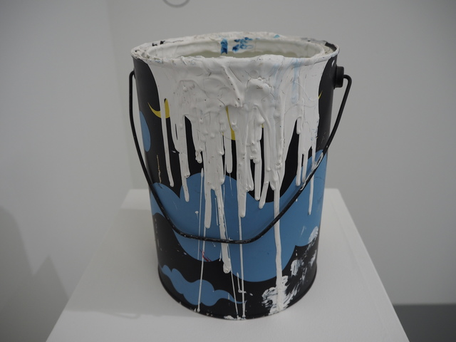 , 'Mural Decode - Paint Can White 2010,' 2016, SNOW Contemporary