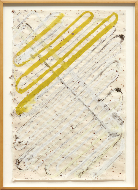 Ed Moses, 'Untitled Drawing', 1988, Brian Gross Fine Art