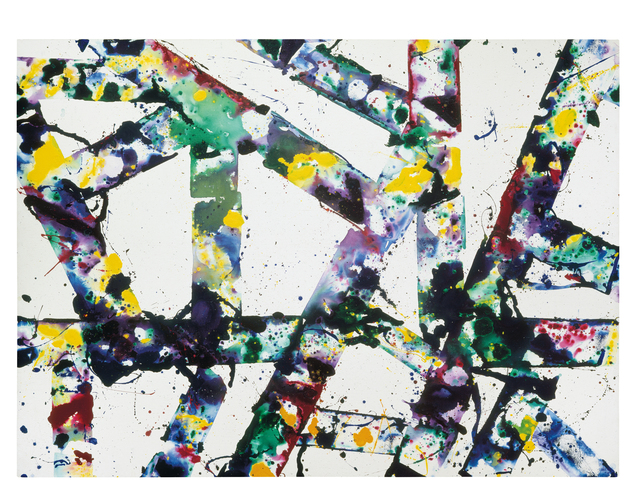 Sam Francis, 'The Beaubourg', 1977, Anderson Collection at Stanford University