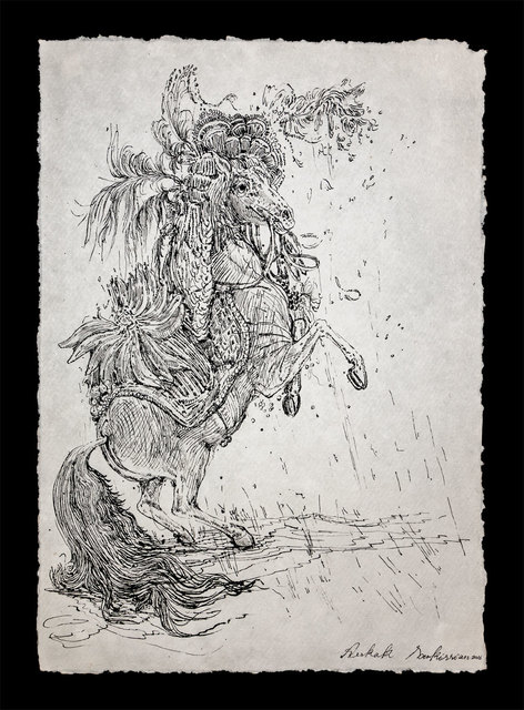 , 'Mythology 5,' 2016, Albemarle Gallery | Pontone Gallery