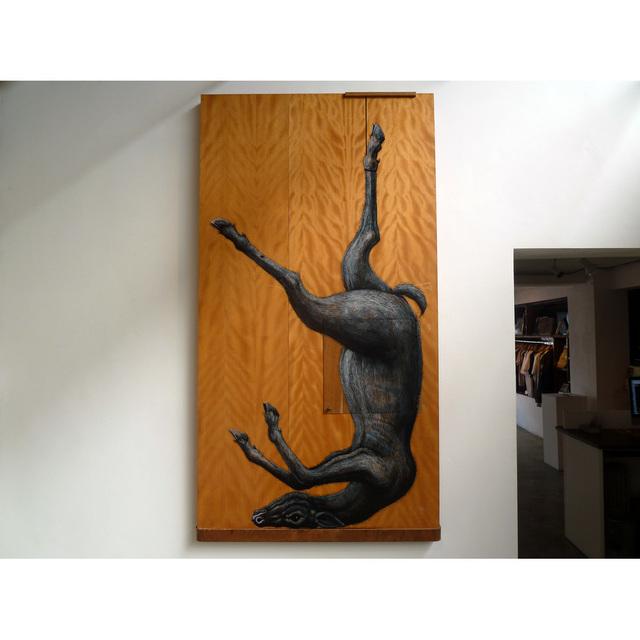 ROA, 'CERVIDAE MMXVIII (DEER)', 2018, StolenSpace Gallery