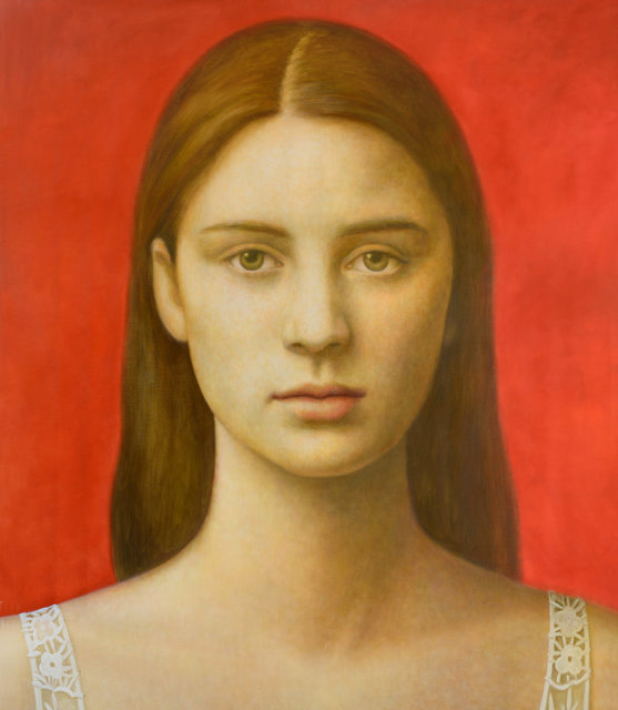 , 'Rojo Abril ,' , Nüart Gallery