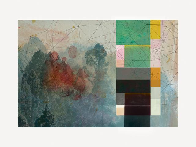 , 'Forest K007,' ca. 2018, Artgráfico