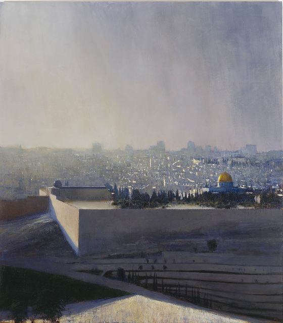 , 'Al Aqsa Mosque, Afternoon Light,' 2013, John Martin Gallery