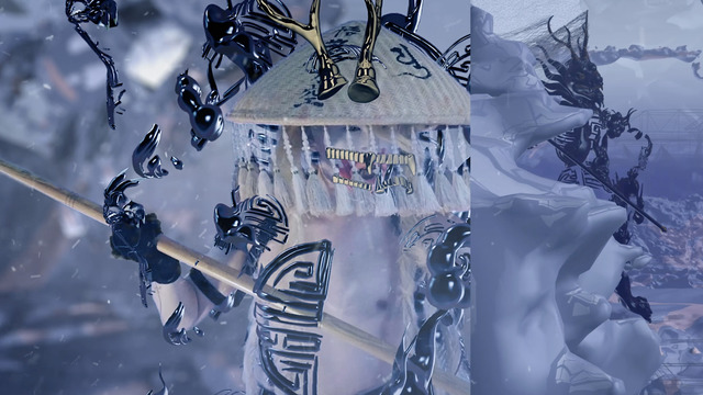 Chen Tianzhuo 陈天灼, 'Exo-Performance / Beio', 2019, Video/Film/Animation, BANK/Mabsociety