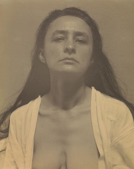 , 'Georgia O'Keeffe,' 1918, Tate Modern