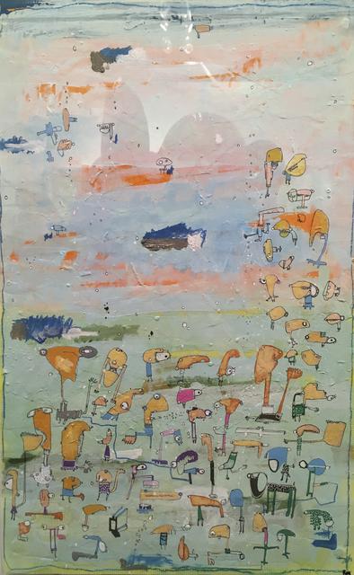 , 'Paisaje 1,' 2017, Galeria Casa Cuadrada