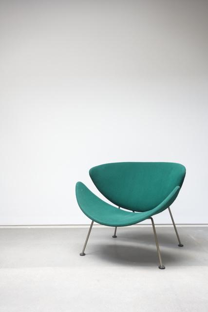 , 'F437 armchair,' 1959, Jousse Entreprise