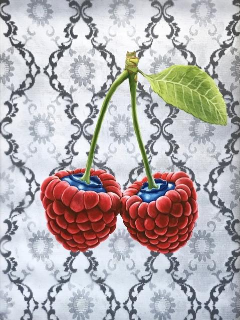 Jared Aubel, 'Braspberries', 2012-2019, {9} The Gallery