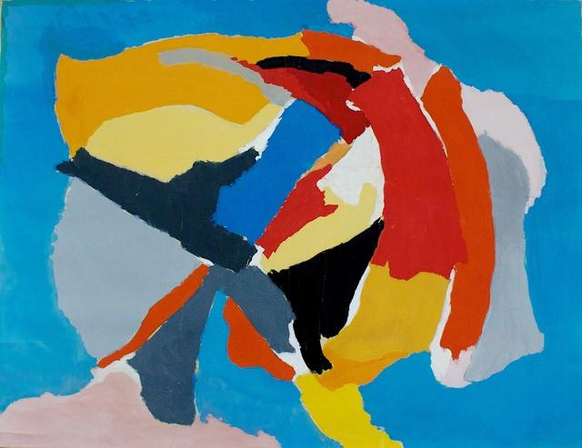 , 'Composizione Astratta,' 1960-1970, Studio Mariani Gallery