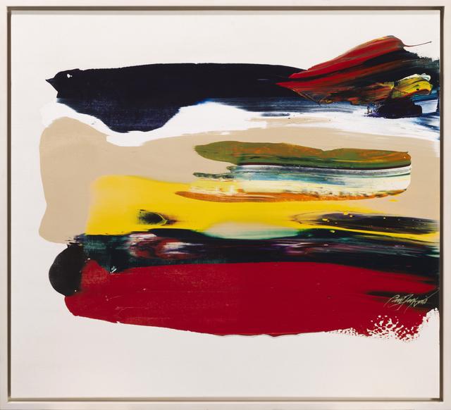 Paul Jenkins, 'Phenomena Bowie's Sand Bar', 1981, Vallarino Fine Art