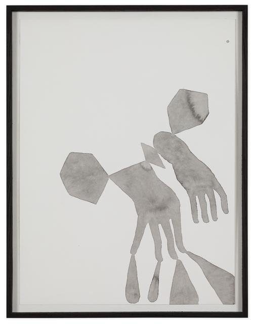 , 'Untitled,' 2014, SCHEUBLEIN + BAK