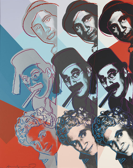 , 'Marx Brothers 232 by Andy Warhol,' 1980, Revolver Gallery