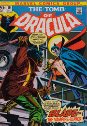 Tomb of Dracula #10