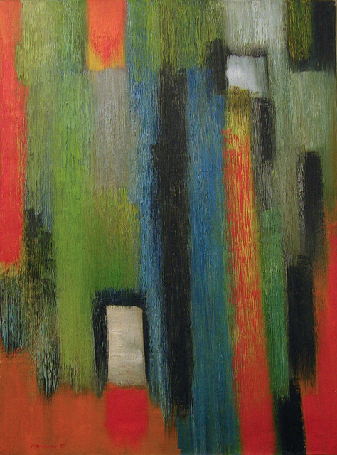 , 'La Porte d'Egypte,' 1956, Canadian Art Group