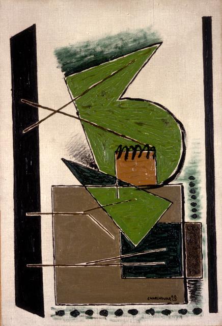, 'Paysage,' 1928, Galerie Le Minotaure