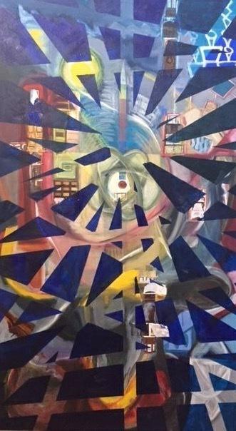 Denise Carvalho, 'East-West West-East', 2017, MvVO ART