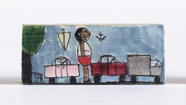 James Miles, 'Untitled III', 2012, Creativity Explored