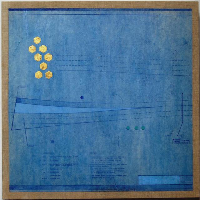 , 'Hexagons: constellation,' 2018, Maus Contemporary