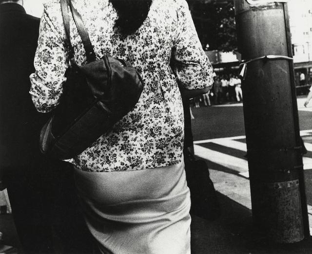 , 'Shinjuku,' 1974, Gitterman Gallery
