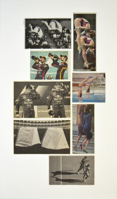 , 'Vulnerabilia (2 x 8),' 2014, Galería La Caja Negra