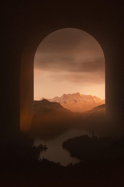 , 'Archway 2,' 2020, Encounter Contemporary