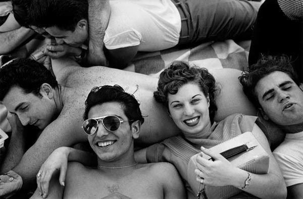 , 'Coney Island Teenagers,' 1949, Galerie Thierry Bigaignon