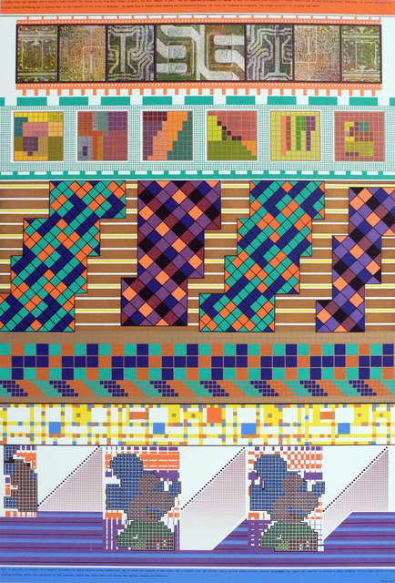 Eduardo Paolozzi, 'A formula that can shatter into a million glass bullets', 1967, Charles Nodrum Gallery