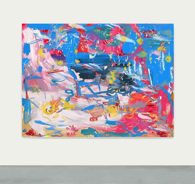 , 'friends of the earth (friends series friendship),' 2014, KM Fine Arts