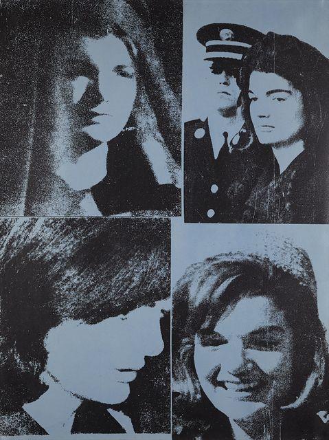 Andy Warhol, 'Jacqueline Kennedy III (Jackie III)', 1966, Zeit Contemporary Art