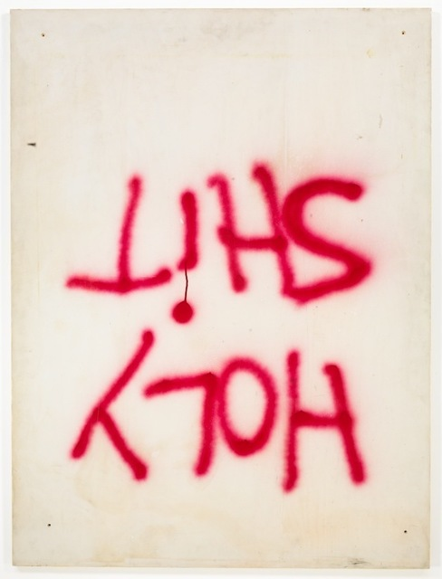 , 'Holy Shit,' 2003, Brant Foundation