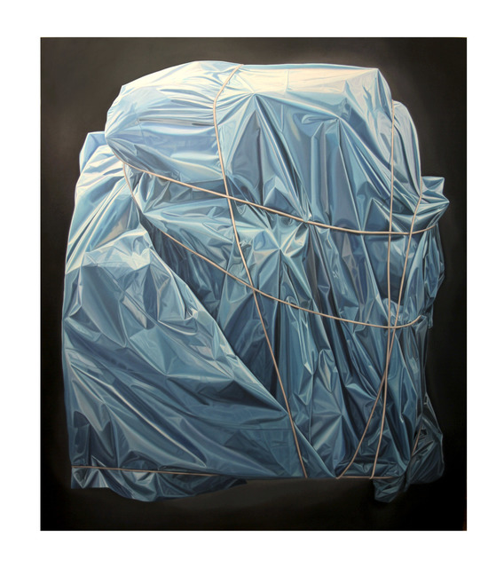 , 'Cover Azul,' 2015, XS