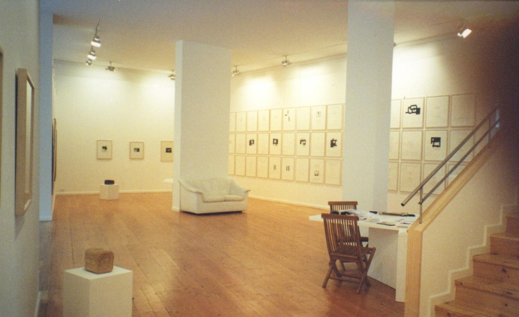 Exhibition View Eduardo Chillida