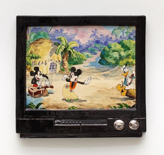 , 'Hawaiian Mickey,' 2016, Diane Rosenstein
