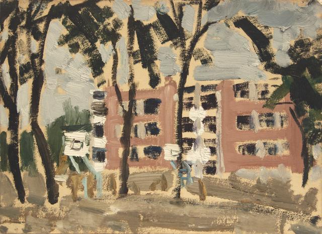 , 'Apartment Building 居民楼,' 1973, Galerie Krinzinger