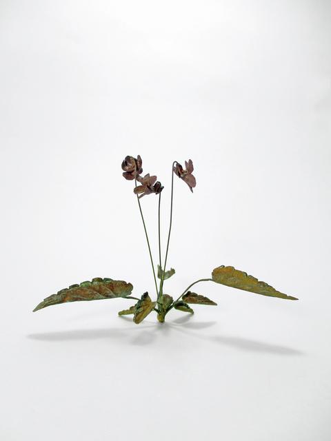 , 'Violet,' 2017, Ippodo Gallery