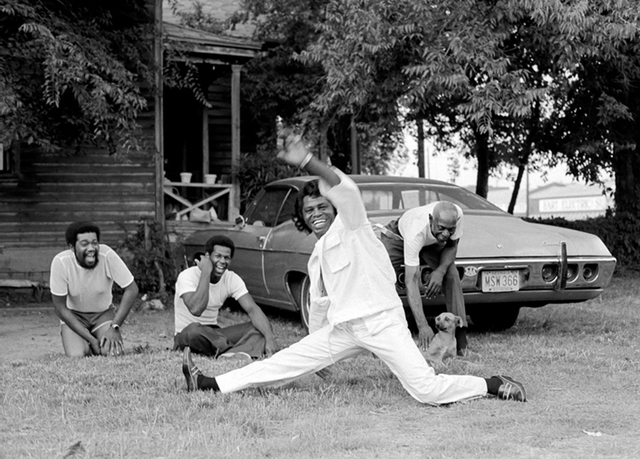 , 'James Brown, Augusta, GA,' 1979, Cavalier Galleries