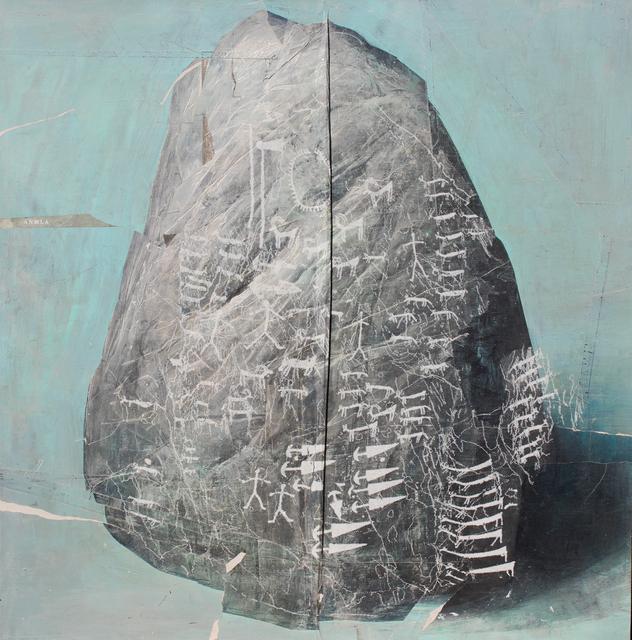, 'Anmla VIII,' 2017, Luisa Catucci Gallery