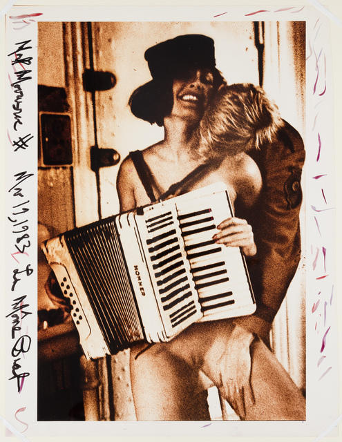 , 'La Mome Piaf (Pat and Thierry),' 1982, Alexander and Bonin