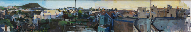 , 'Passage,' 2015, Abend Gallery