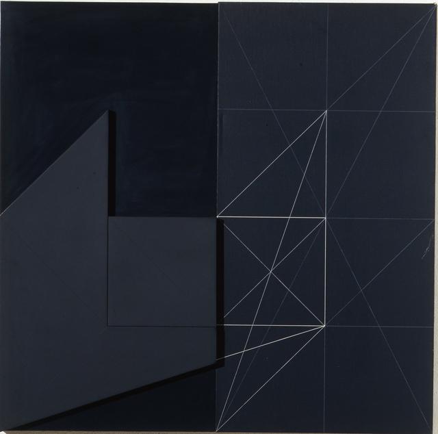 , 'Architettura,' 1973, Cortesi Gallery