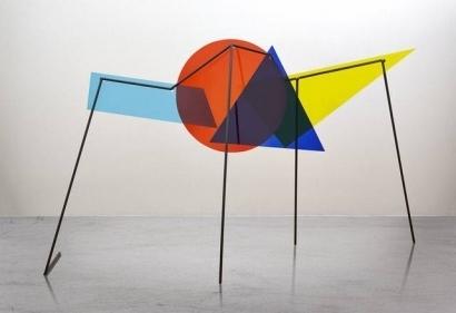 , 'Monumento a intersecciones #7,' 2013, Museo de Arte Contemporáneo de Buenos Aires