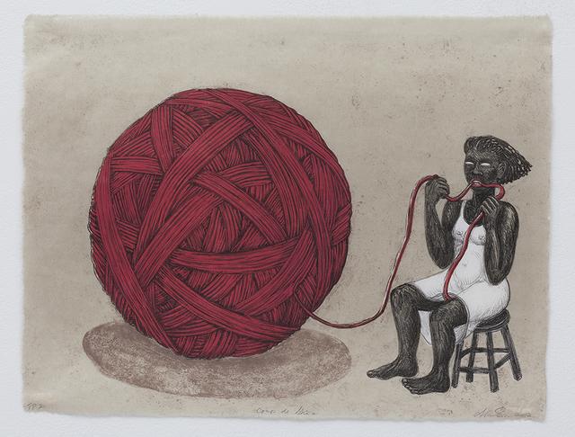 , 'Coup de Grace,' 2012, David Klein Gallery