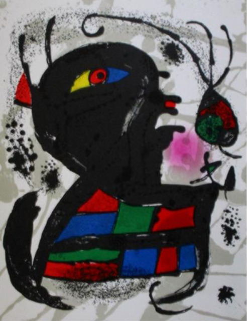 Joan Miró, 'Untitled', 1977, Galerie d'Orsay